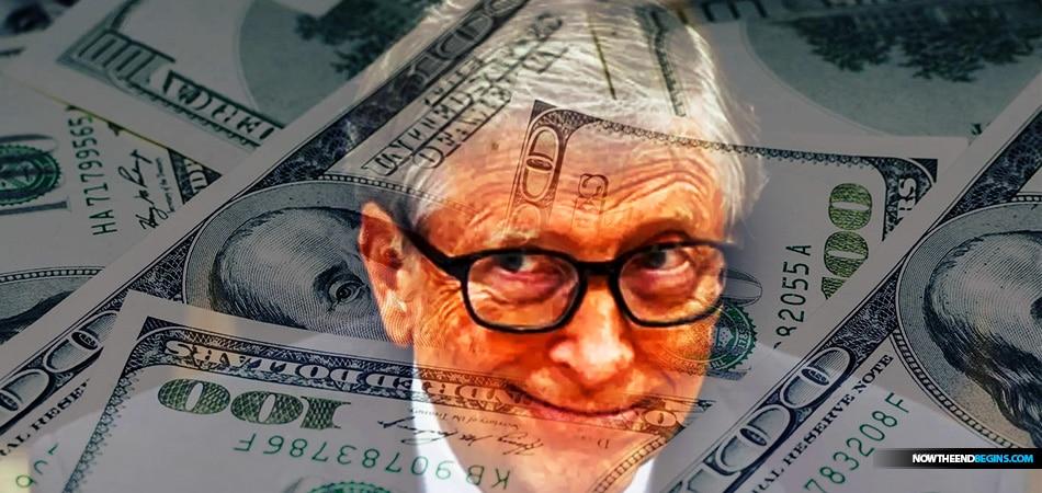 Bill Gates bought the Media