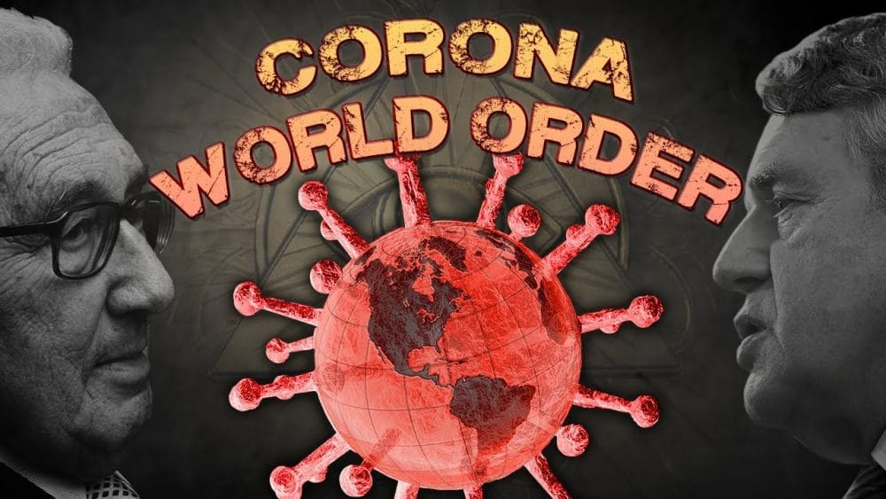 Corona and the New World Order