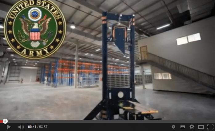 FEMA uses guillotines