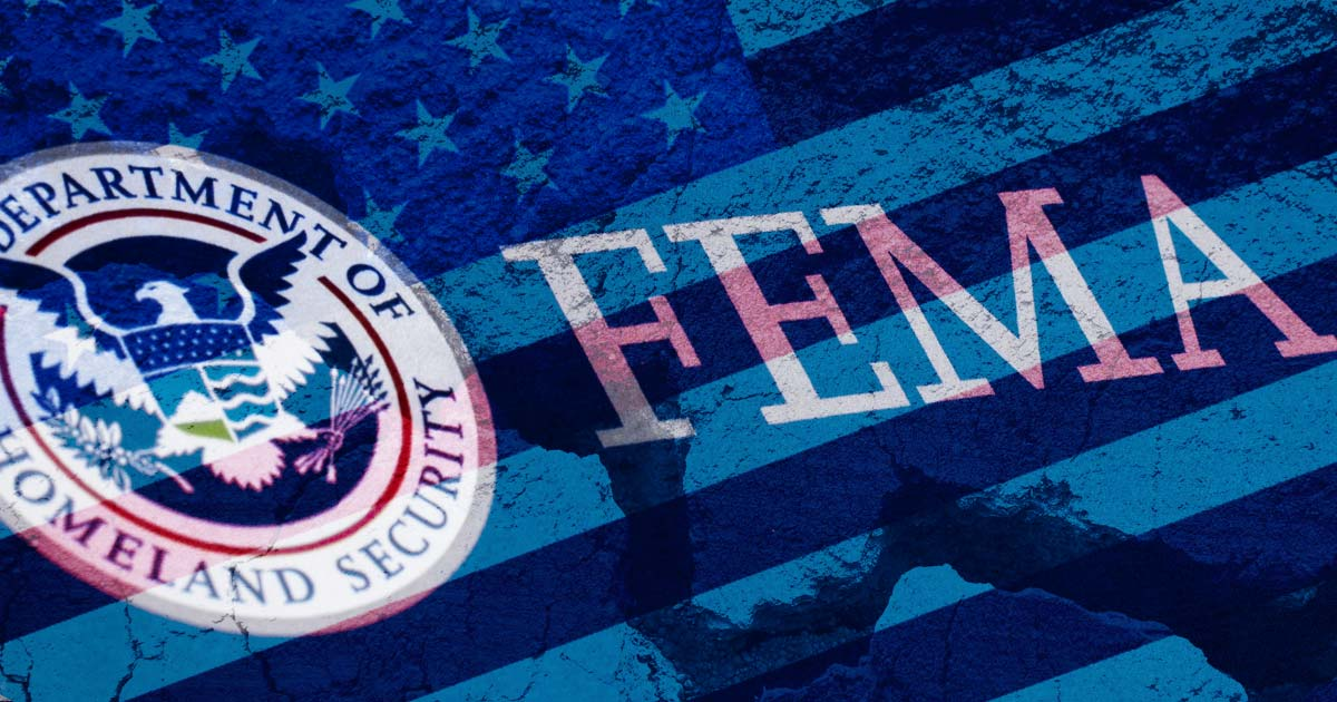 FEMA is activated throughout the USA
