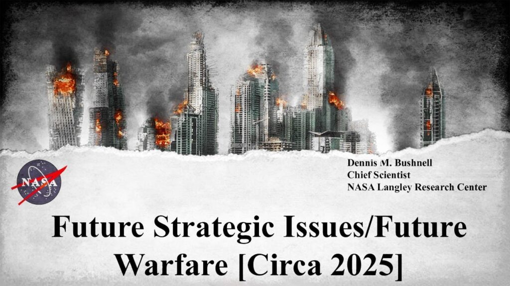 NASA Strategic Issues and Future Warfare 2025