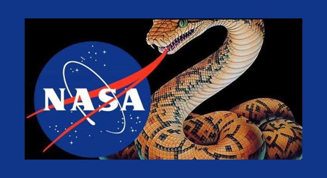 NASA and the serpent tongue