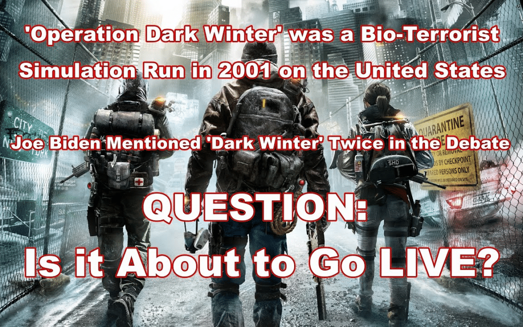 Operation Dark Winter