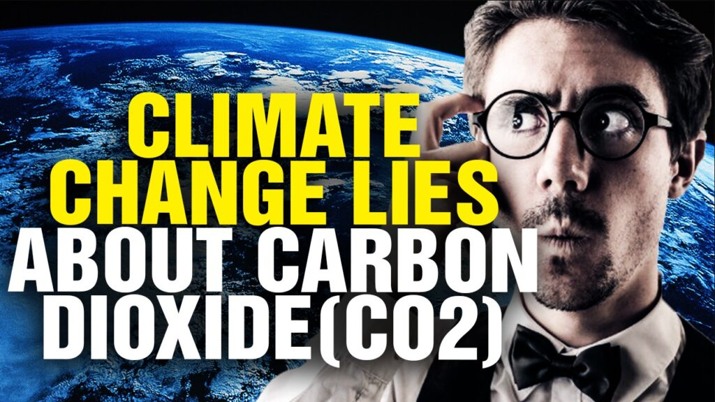 climate change lies about CO2