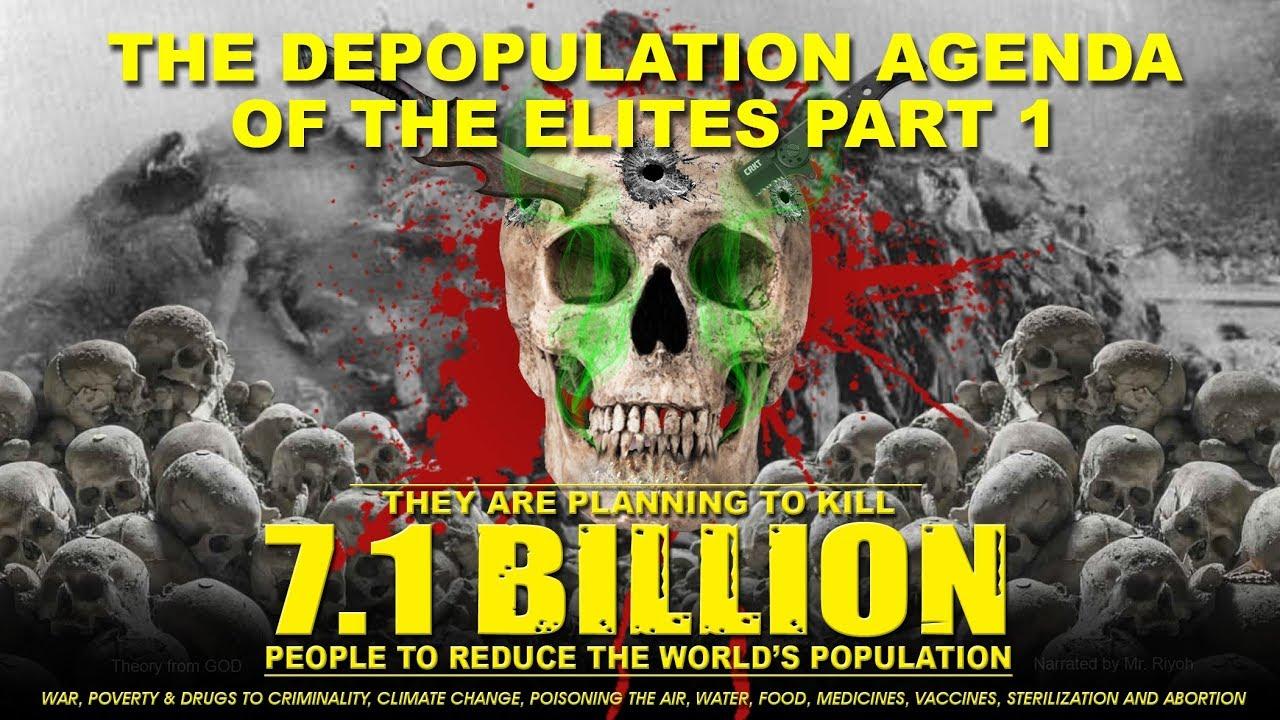 depopulation agenda - extermination