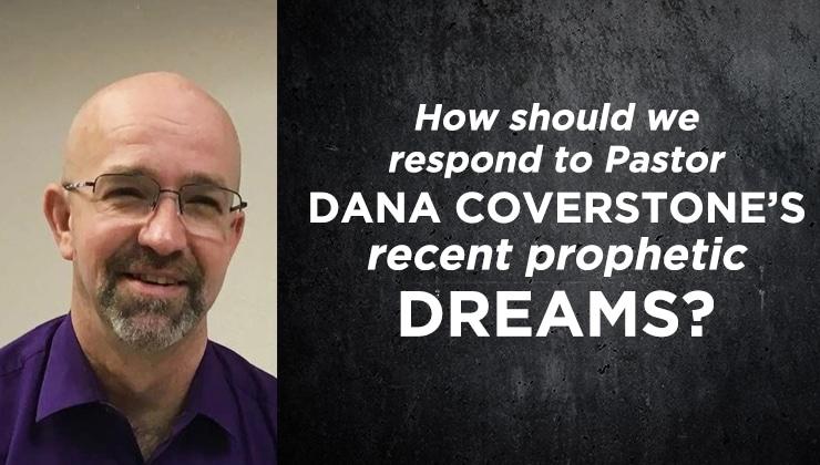 pastor Dana Coverstone