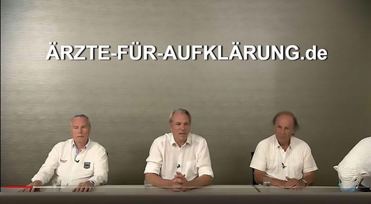Ärzte-für-Aufklärung - Germany - proof plandamic