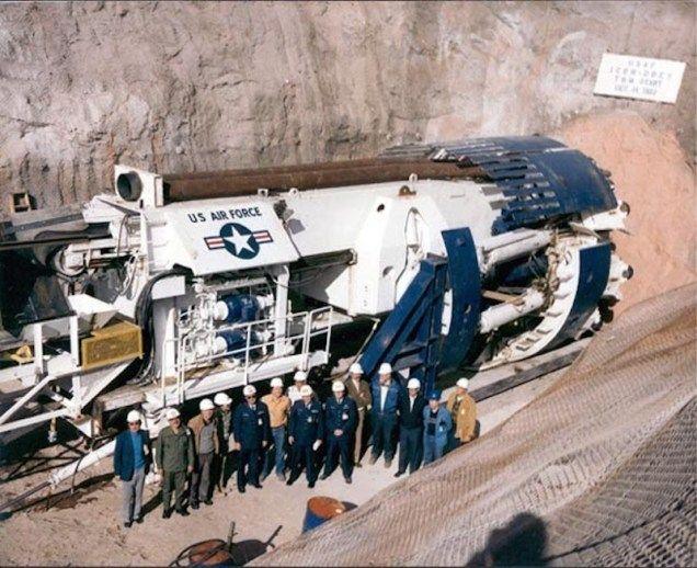DUMB Deep Underground Militairy Bases