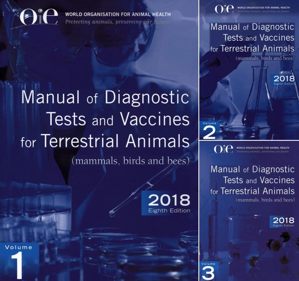 Manual of Diagnostic Tests and Vaccines for Terrestrial Animals