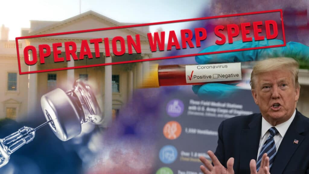 Operation Warp Speed (OWS)