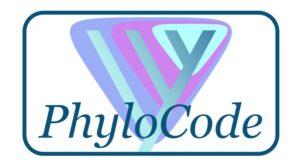 PhyloCode logo - to mix and mash life