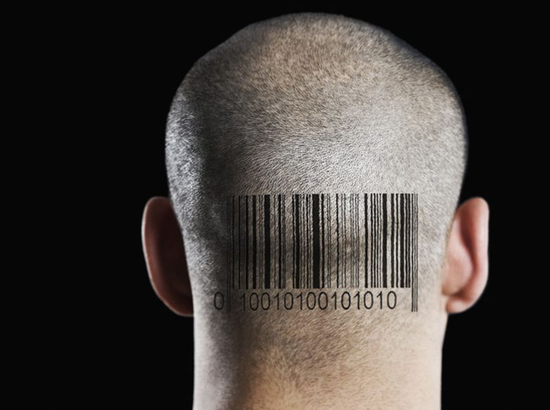 human barcode