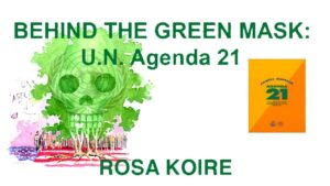 Behind the green mask - UN Agenda 21 with Rosa Koire