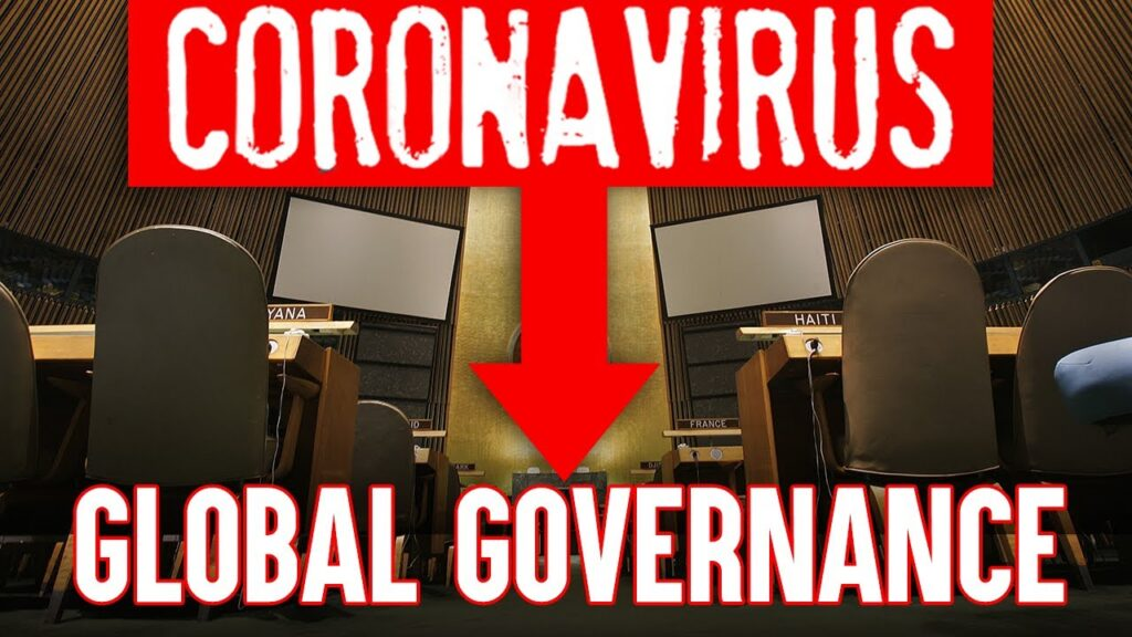 Coronavirus and Global government control