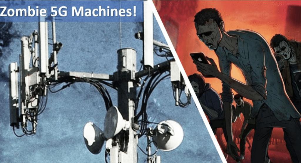 Zombie behavior through 5G
