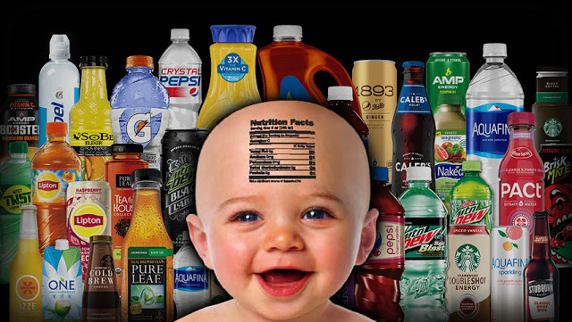 aborted fetal tissue is used in foods and drinks
