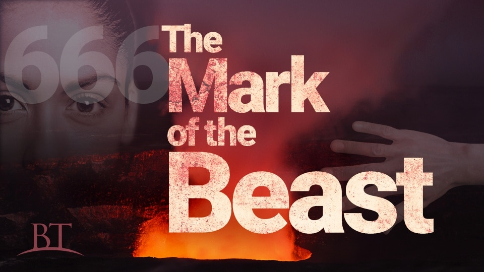 mark of the beast 666
