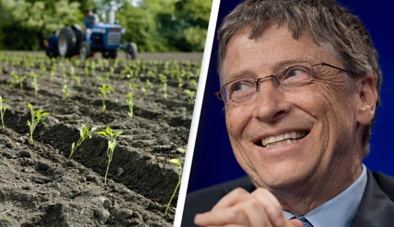 Bill Gates largest farmland owner 2021
