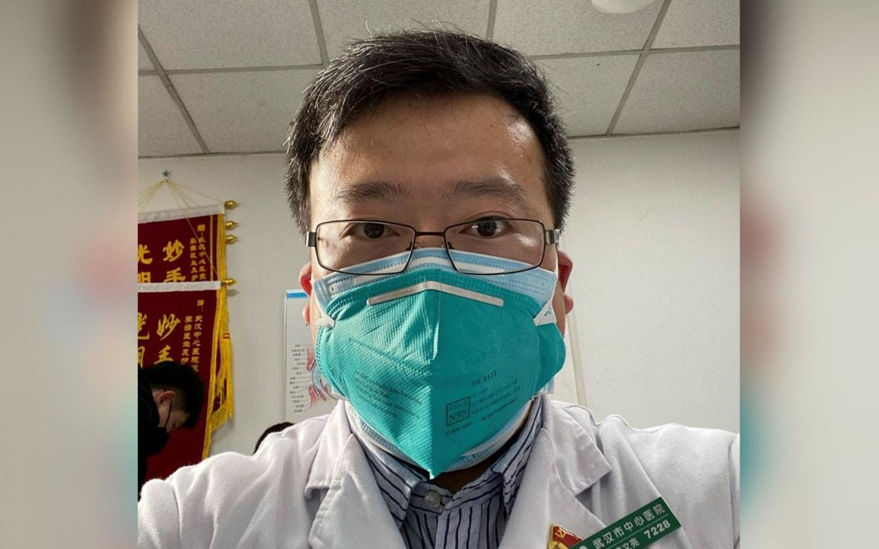 Chinese whistleblower Li Wenliang dies at age 34