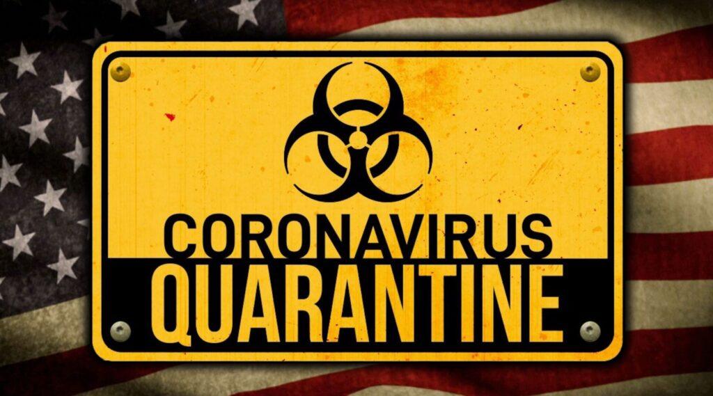 Coronavirus quarantine camps 2021
