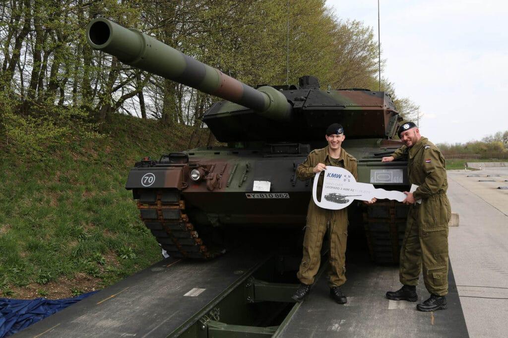 Dutch tank