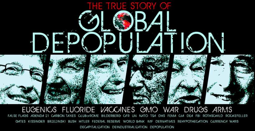 global depopulation extermination