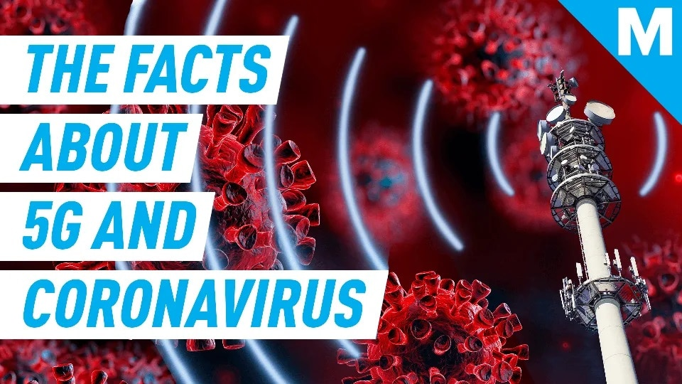 the facts about 5G and Coronavirus