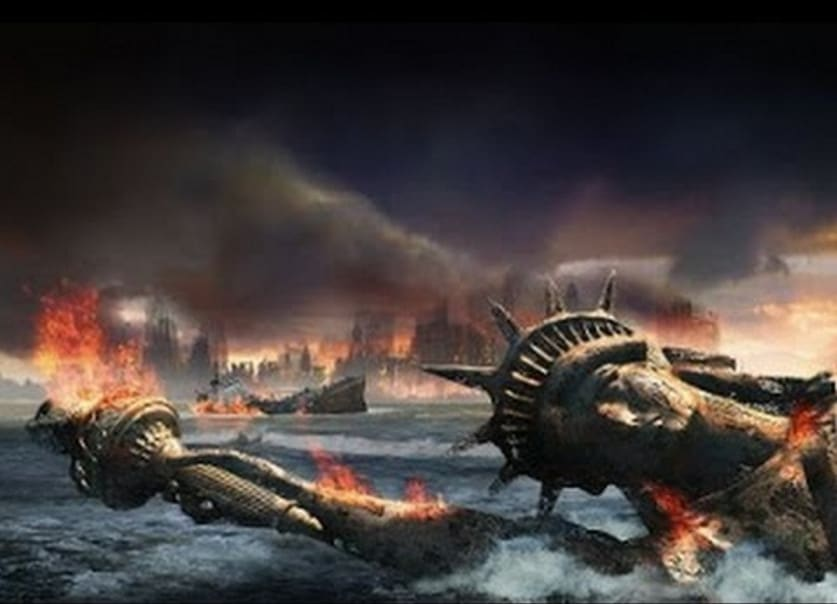 America will disappear