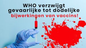 WHO is silent about dangerous and deadly vaccines