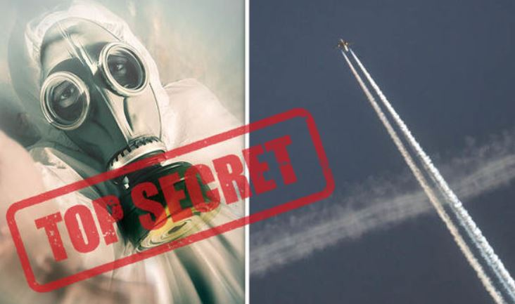 chemtrails top secret