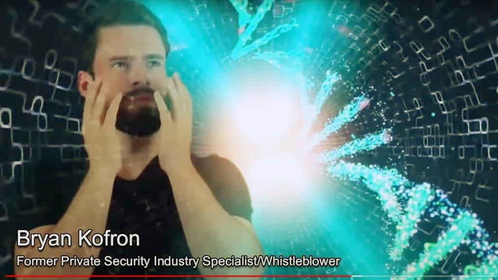 Bioweapon to target your DNA - whistleblower Bryan Kofron