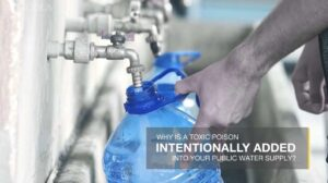 Fluoride, a toxic poison intentionally added into your water