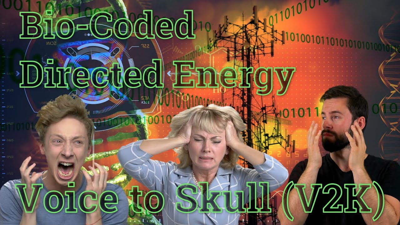 Hearing voices - Voice to Skull (V2K) Technology