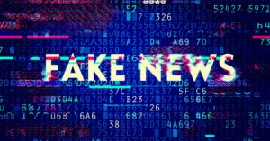 fake news in the mainstream media - MSM