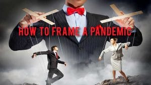 how to frame a pandemic - puppets