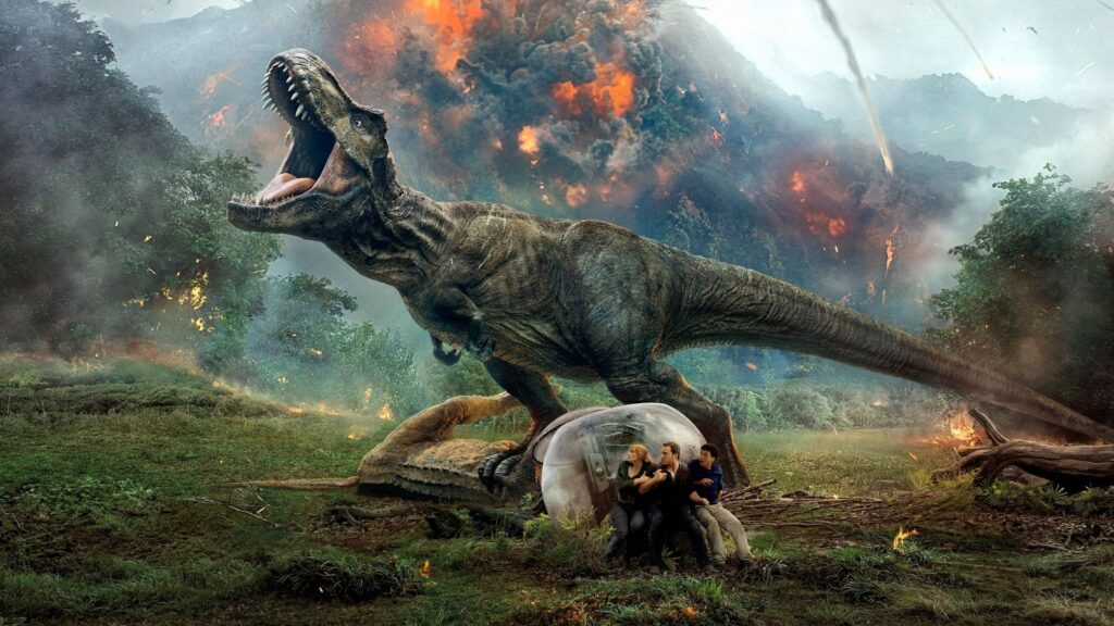 Jurassic World - Fallen Kingdom (2018) - Prophecy - Dinosaurs Are Coming Back In The TRIBULATION
