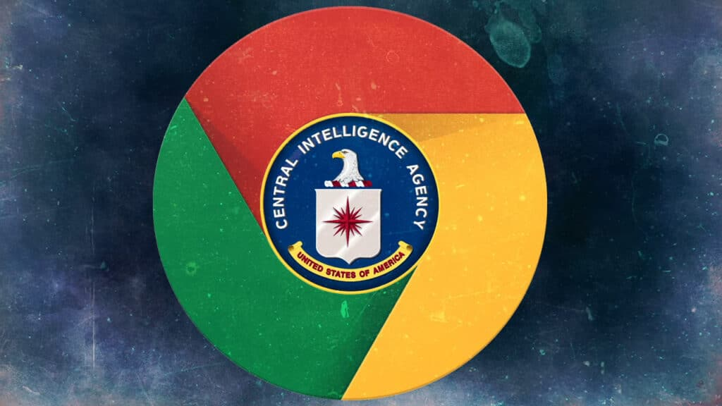 the CIA made Google