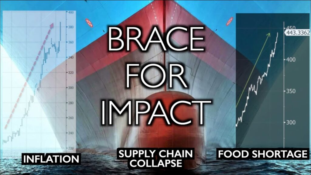 Brace for impact - Inflation - supply chain collapse - food shortage