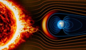 Earth's magnetic field and CME - What happens when our first line of defense fails