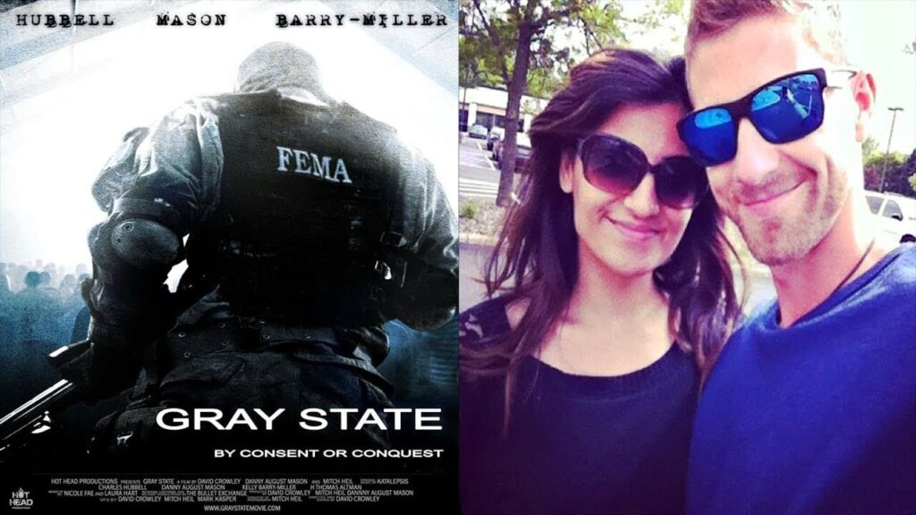 Gray State, By Consent or Conquest - trailer - Freemason triangle - FEMA
