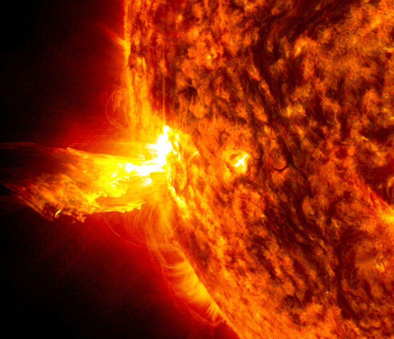 Solar storms are back threatening life on planet Earth