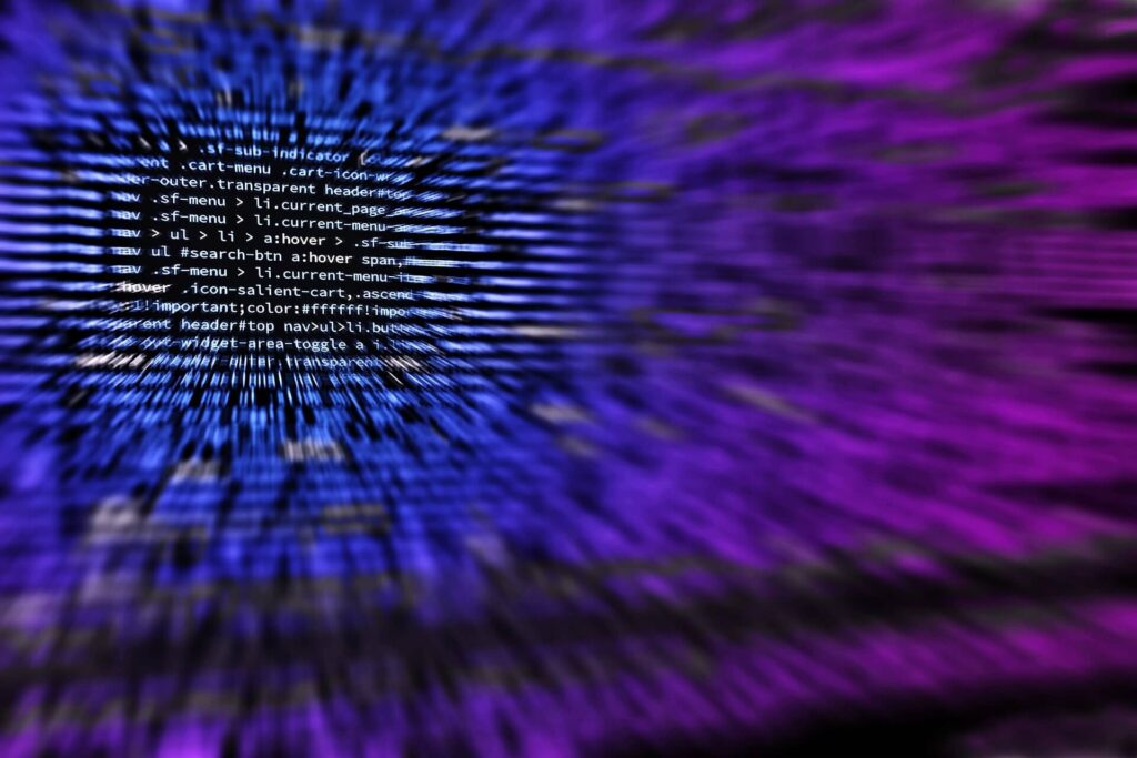 data coding from a hacker