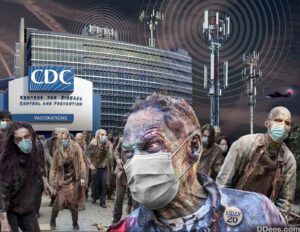 CDC, vaccines, 5G, and zombies