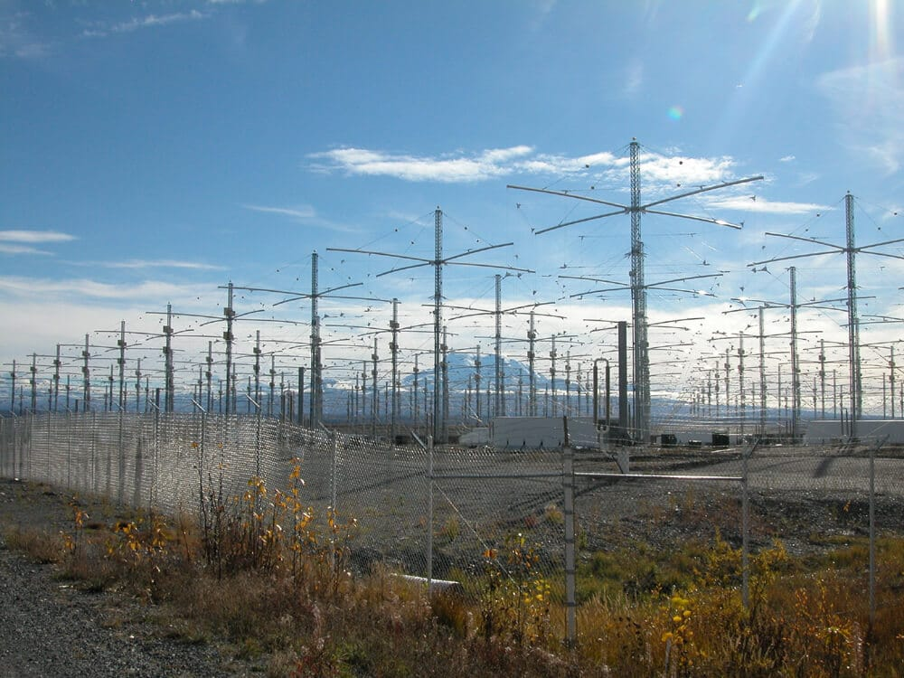 HAARP facility Gakona, Alaska