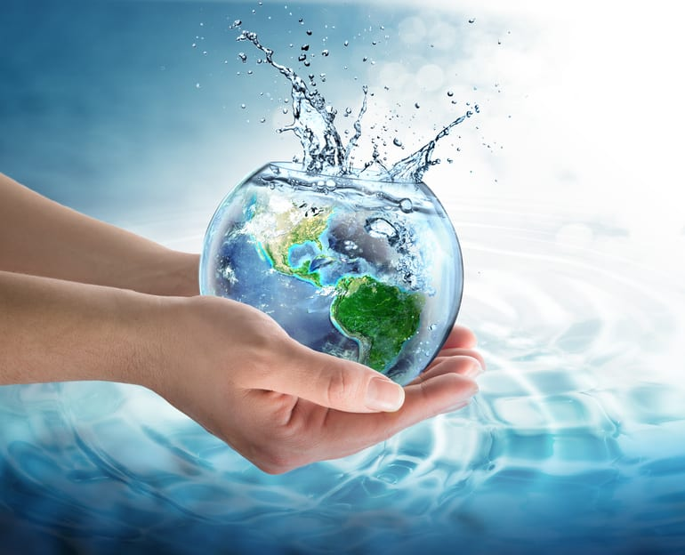Primary water - New water for a thirsty world