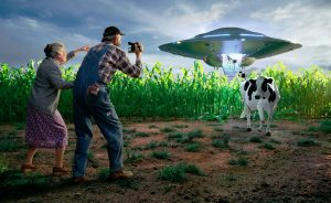 UFO disclosure or the coming Great Deception