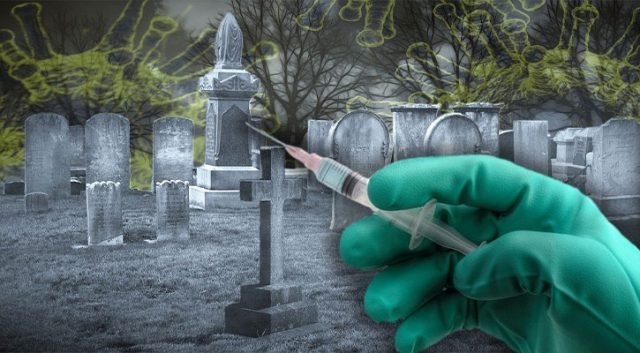 dead by COVID vaccine