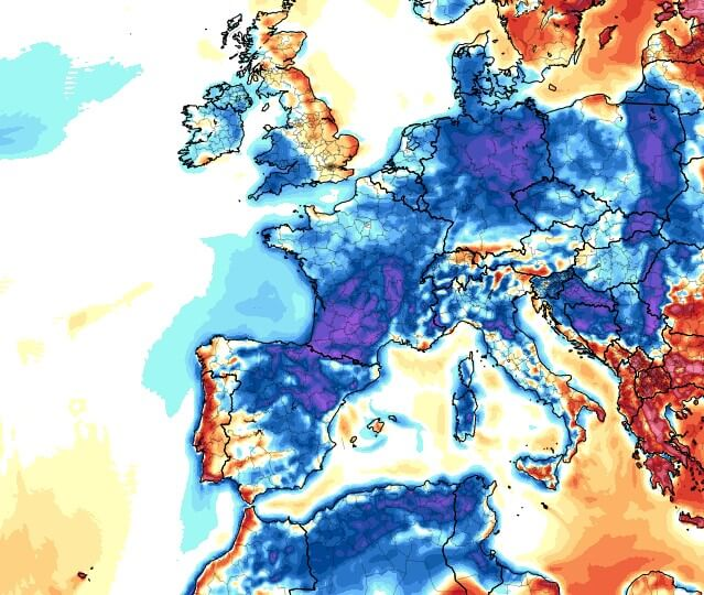 Summer cold Europe will take hold by July 14, 2021