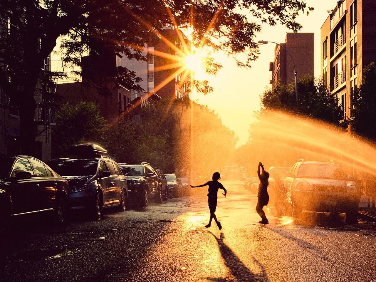 heat in the city - Urban Heat Islands