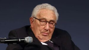 Henry Kissinger 2020
